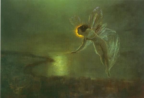 Spirit of the Night AMK